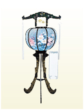 廻り燈籠(高さ92cm)