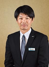 児島地区統括支店長 宮瀧 由也