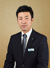 水島地区統括支店長 日浦 豊