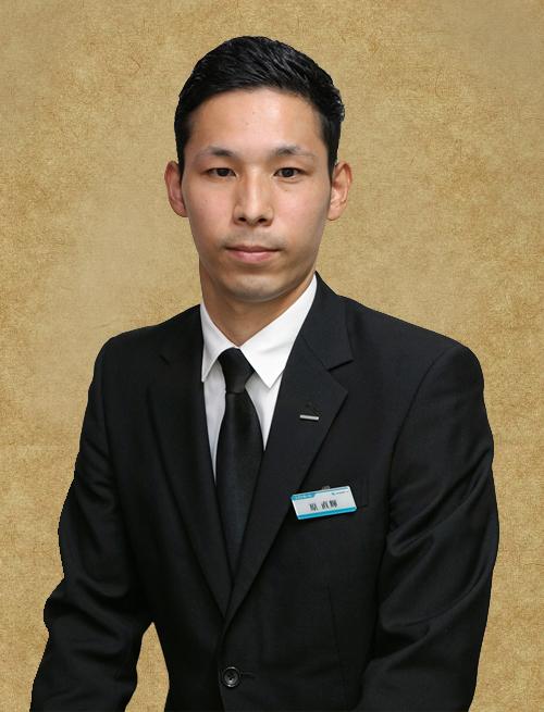 総社支店長 原 直輝